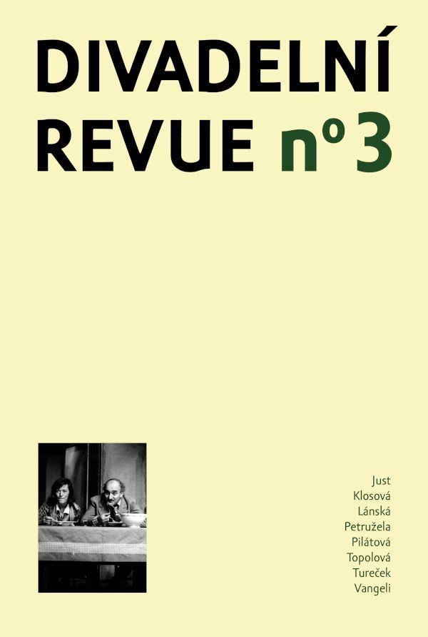 Divadelní revue 3/2017