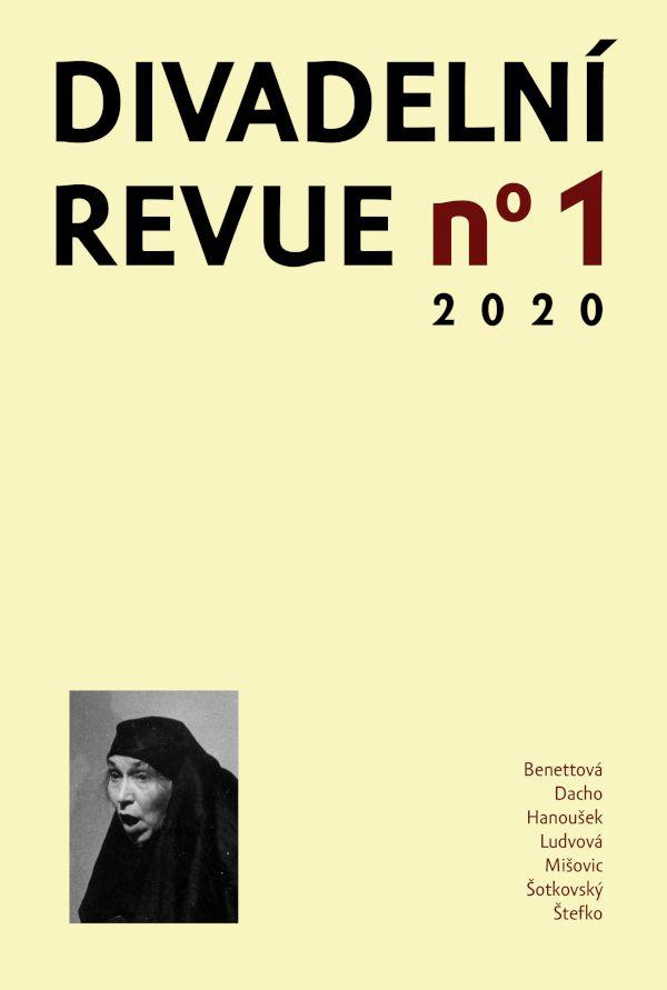 Divadelní revue 1/2020