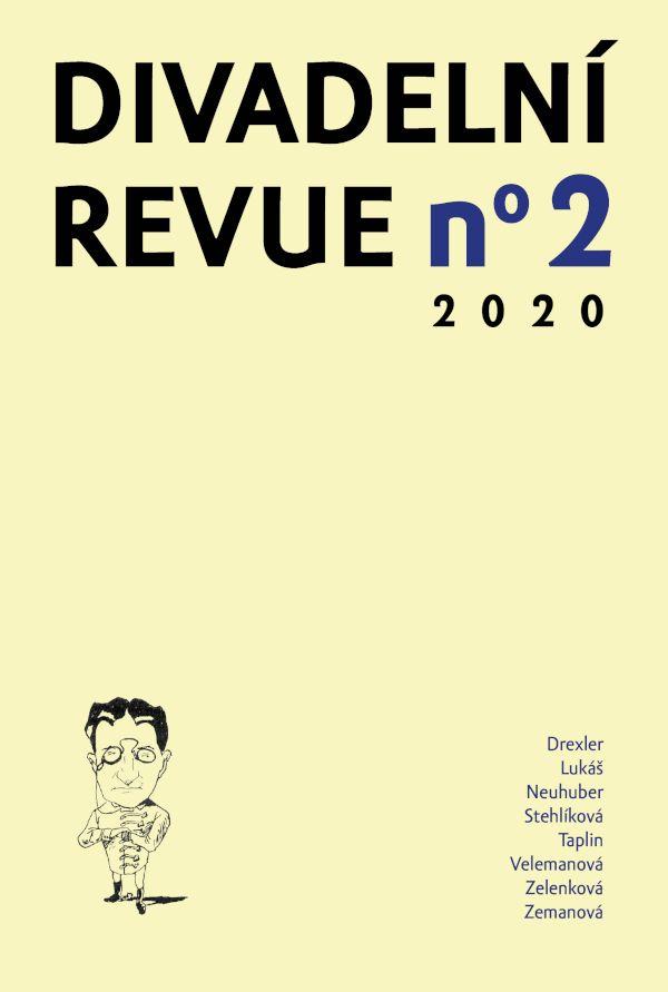 Divadelní revue 2/2020